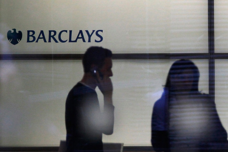 Barclays (notre photo) et Deutsche Bank sont visés... (PHOTO ANDREW WINNING, REUTERS)