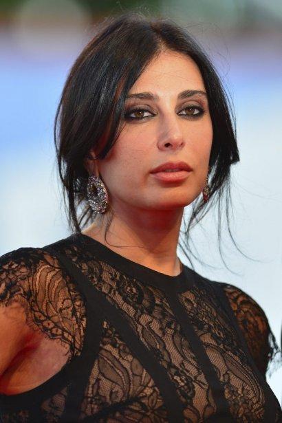 La réalisatrice Nadine Labaki... | 2012-08-30 00:00:00.000
