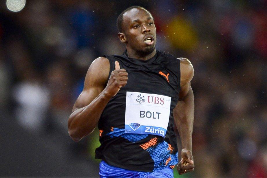 Usain Bolt... (Photo: AFP)