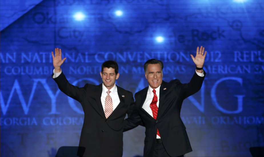 Mitt Romney a prononcé un discours essentiel dans le cadre de sa campagne, jeudi soir à Tampa. | 30 août 2012