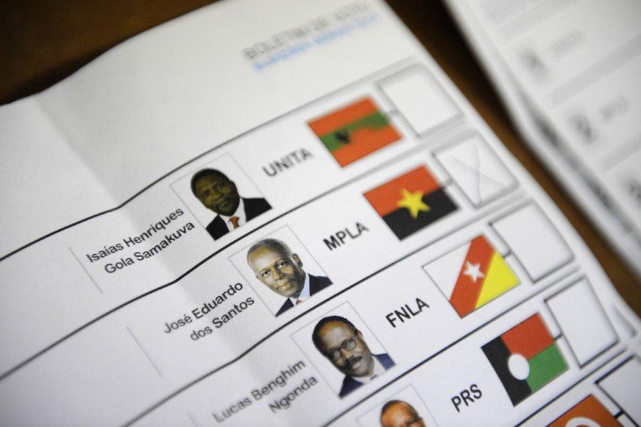Les résultats définitifs du scrutin --le troisième seulement... (Photo : Stéphane de Sakutin, AFP)
