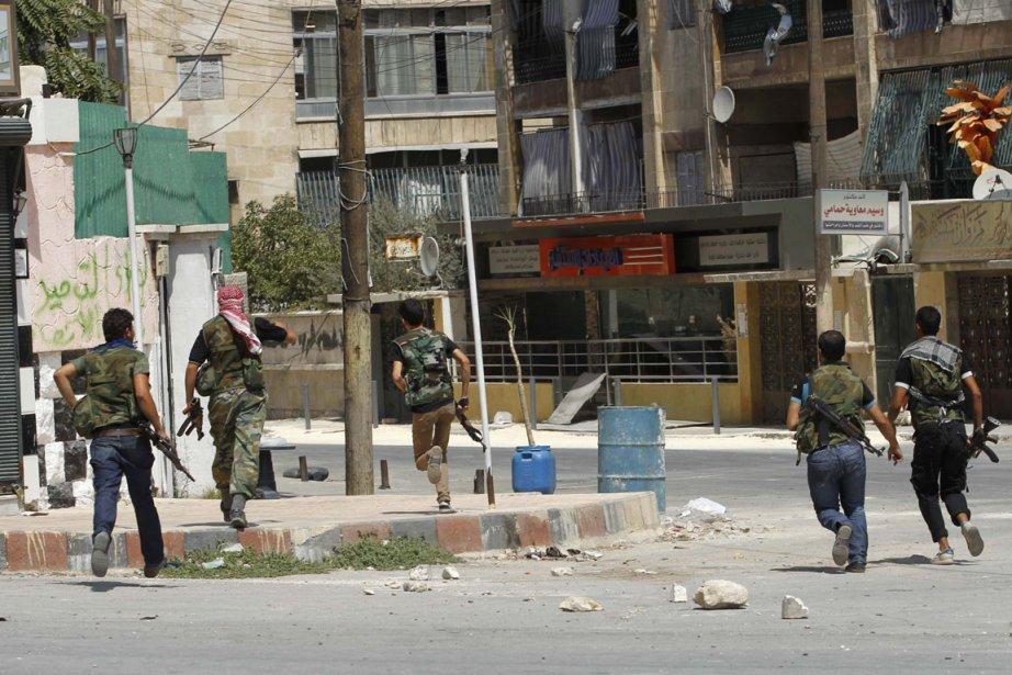 Le mois d'août a été le plus sanglant... (Photo : Youssef Boudlal, Reuters)