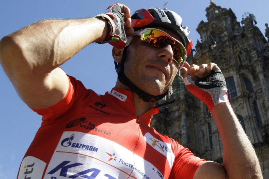 Joaquim RodriguezDéjà vainqueur lors des 6e et 12e... (Photo : Miguel Vidal, Reuters)