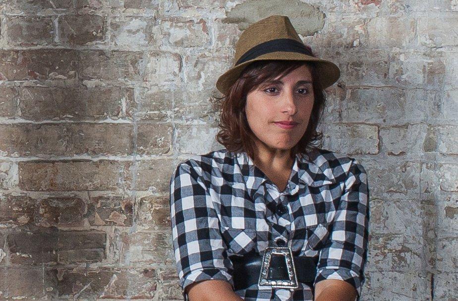 Elkahna Talbi se révèle émouvante et juste en... (Photo: Édouard Plante-Fréchette, La Presse)