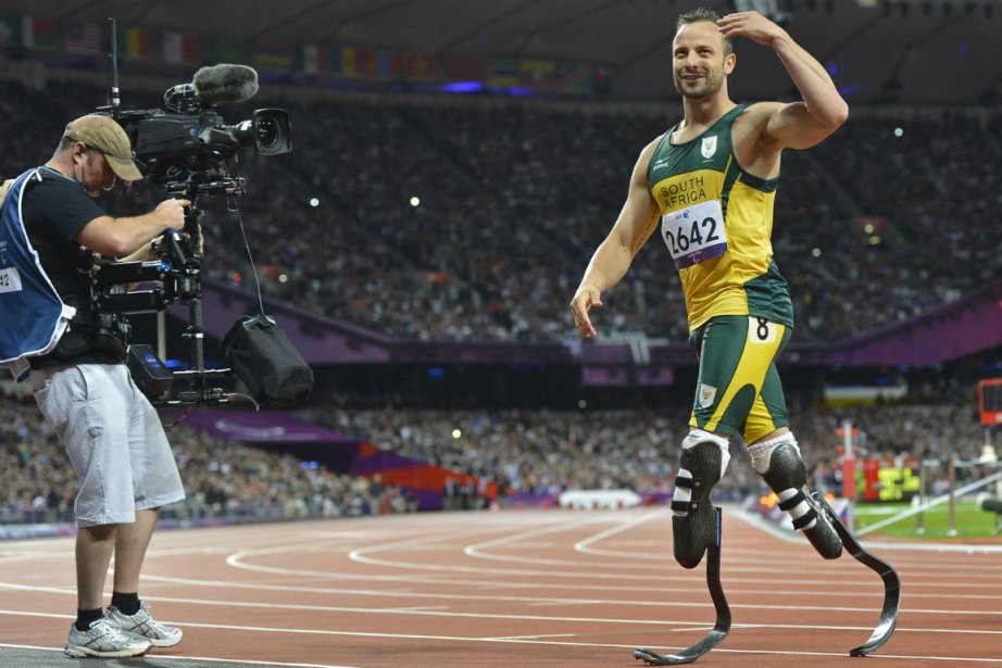 Oscar Pistorius... (Photo Toby Melville, Reuters)