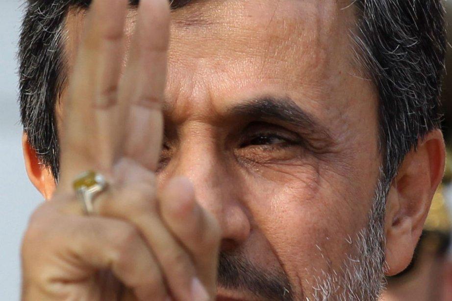 Le programme nucléaire iranien, condamné par l'ONU, inquiète... (PHOTO AFP)