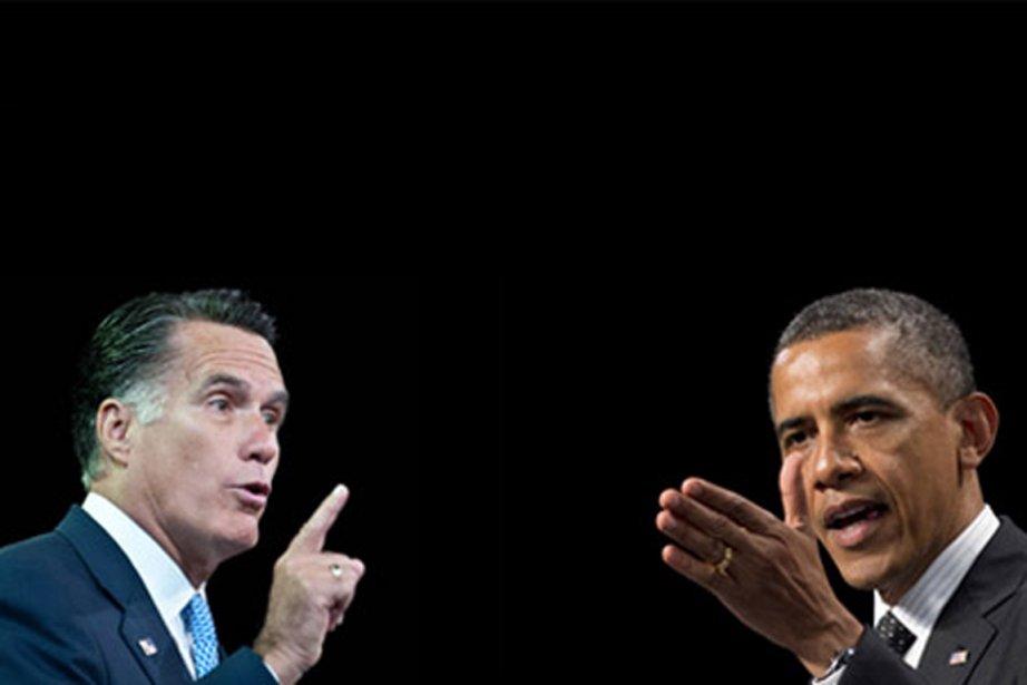 Après la convention démocrate de Charlotte s'engagera la... (Photos AP)
