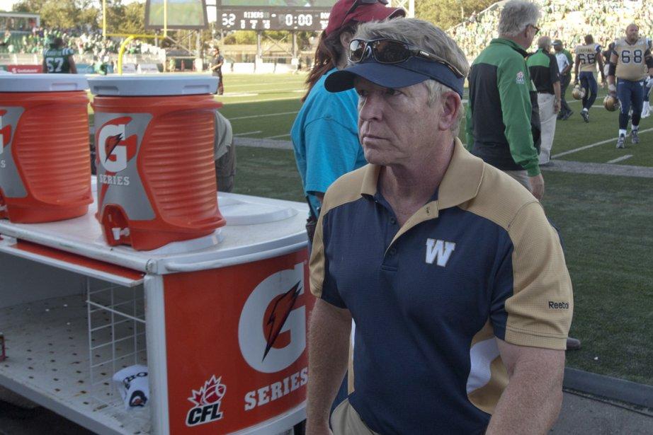 L'ancien coordonnateur défensif des Alouettes, Tim Burke, a... (Photo : Liam Richards, PC)