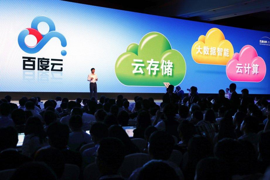 Le fondateur de Baidu, Robin Li, lors d'une... (PHOTO DAVID GRAY, REUTERS)