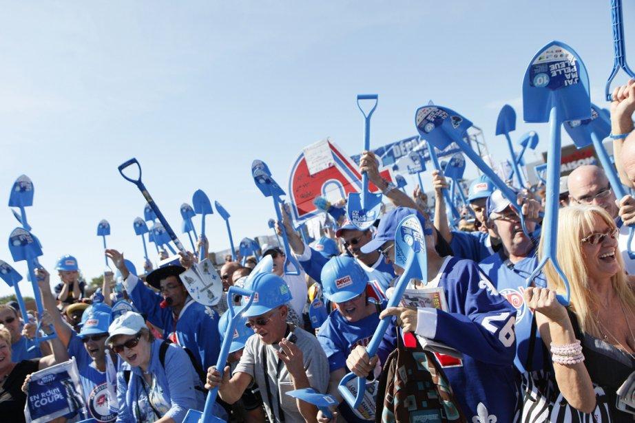 À la veille des élections générales, une... (Photo : Yan Doublet, Le Soleil)