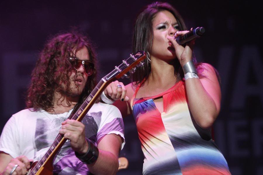 Ricky Laurent et Eva Avila | 3 septembre 2012