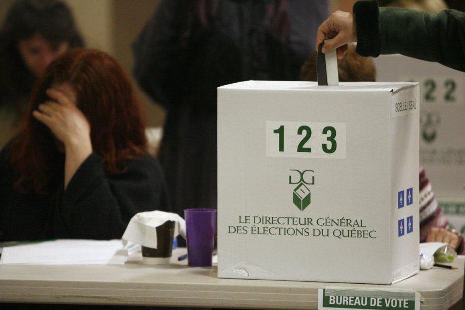 Qui peut voter?Où et quand?Que faire (et ne pas... (Photo archives La Presse)