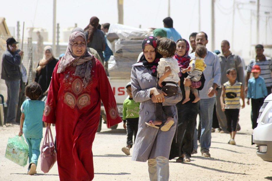 Selon le Haut-commissariat des Nations unies pour les... (PHOTO MAJED JABER, REUTERS)