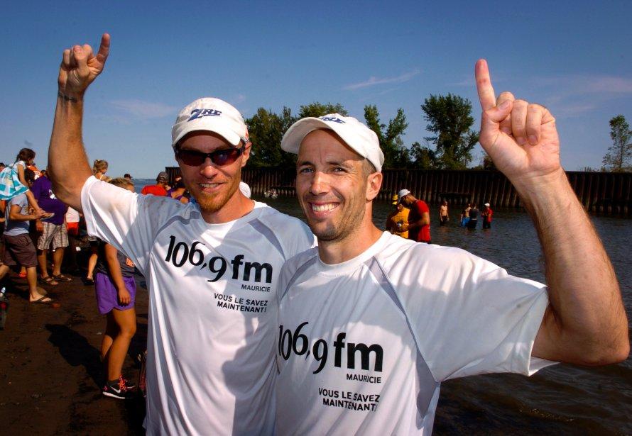 Le tandem Steve Lajoie-Andrew Triebold a ajouté une sixième victoire... | 2012-09-04 00:00:00.000