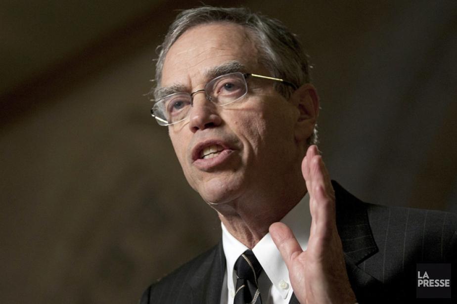 Le ministre des Ressources naturelles, Joe Oliver.... (Photo: PC)
