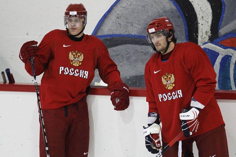 La plupart des meilleurs joueurs russes à évoluer... (Photo: Reuters)