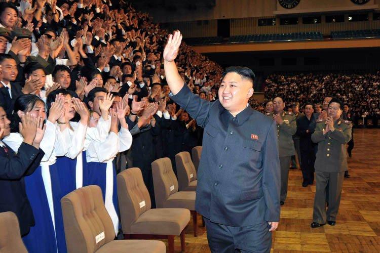 Le nouvel homme fort de la Corée du... (Photo: AFP)