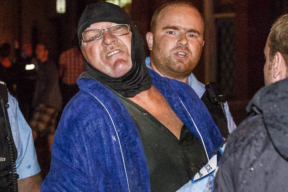 La Sûreté du Québec prend en charge l'enquête sur l'attentat perpétré par un...
