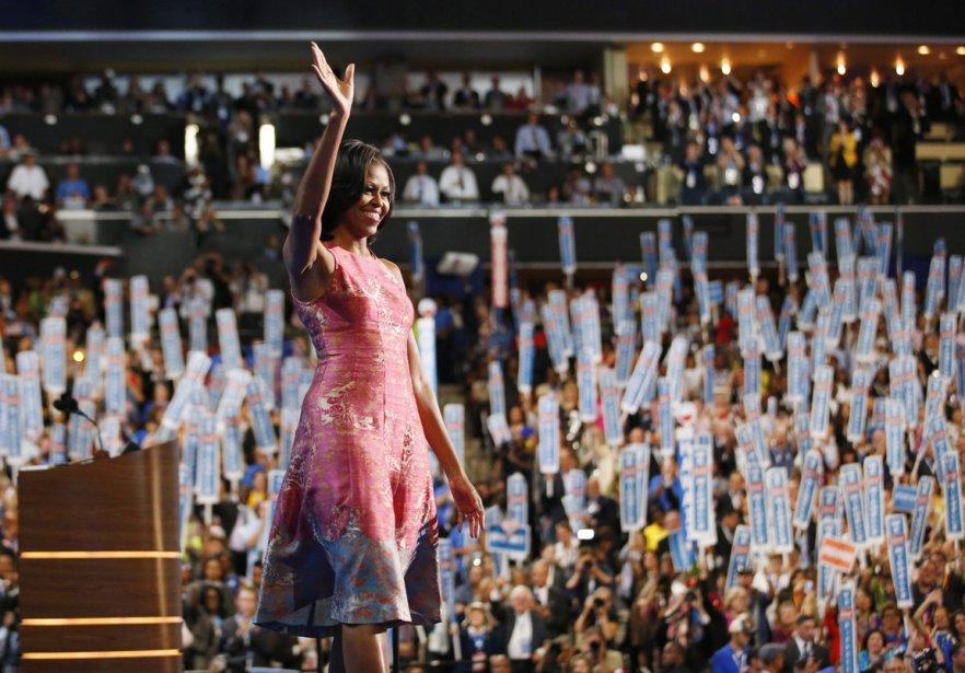 La Première dame Michelle Obama. | 5 septembre 2012
