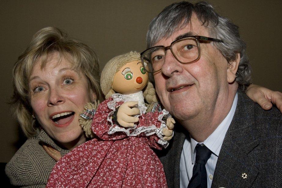Michel Cailloux, à droite (ici en compagnie de... (Photo Robert Skinner, La Presse)