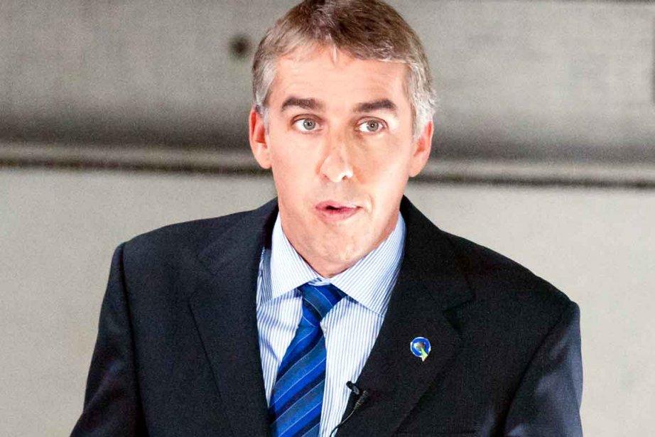 Le ministre des Finances, Nicolas Marceau, a évité... (Photothèque Le Soleil)