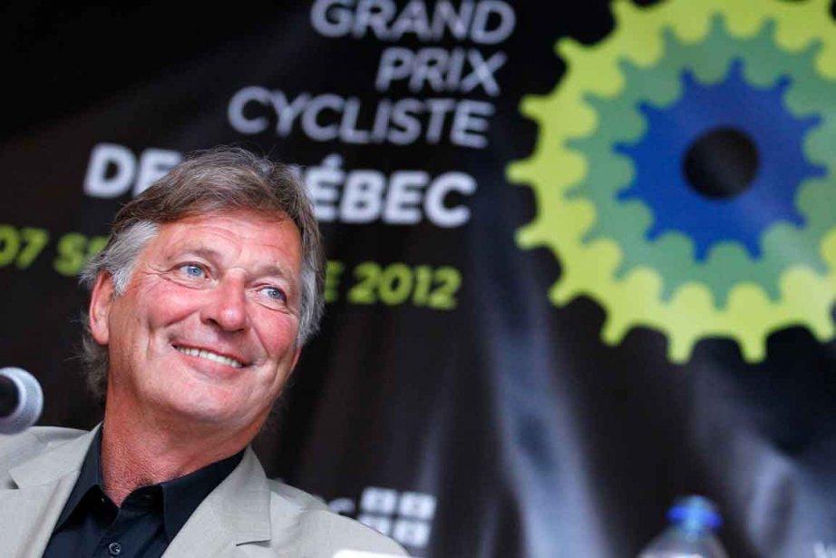 Le  patron des Grands Prix cyclistes de... (Photo Yan Doublet, archives Le Soleil)