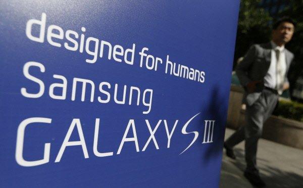 Le Galaxy S3 se vend trois fois plus vite que la version précédente, le Galaxy...