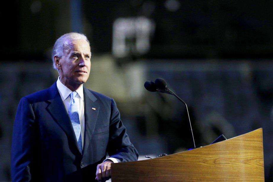 Le vice-président Joe Biden (notre photo) précédera Barack... (PHOTO DAVID GOLDMAN, AP)