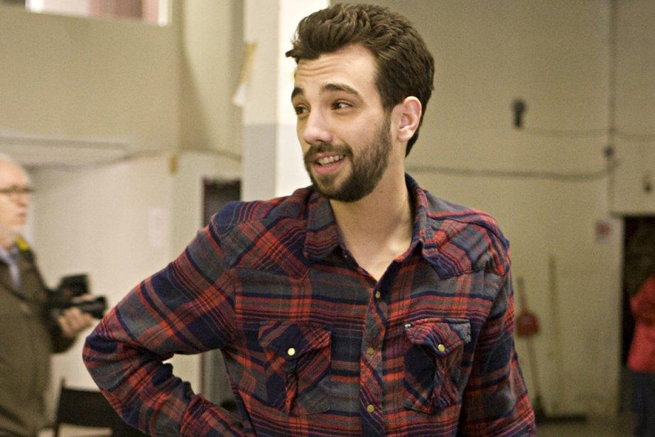 Le comédien Jay Baruchel, qui habite le quartier... (Photo archives La Presse)