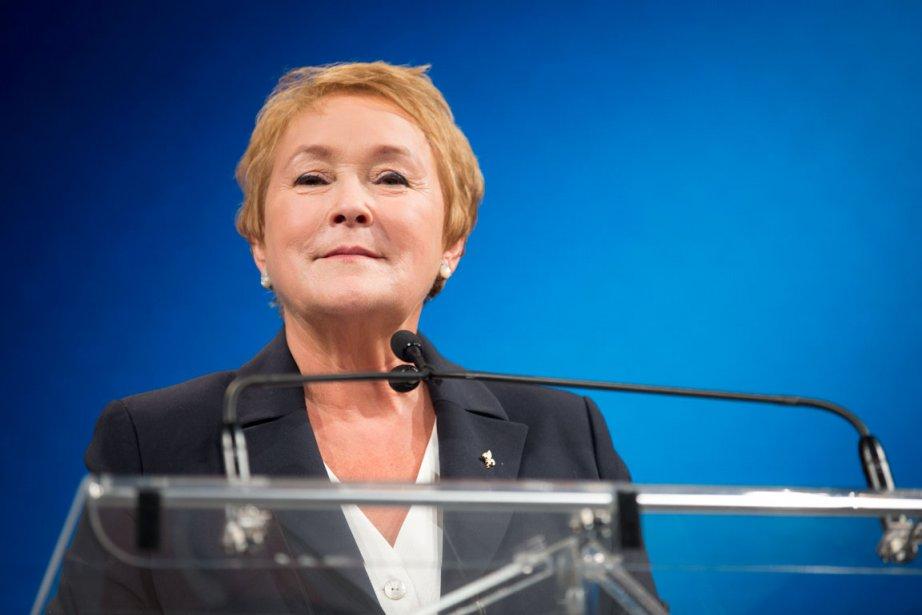La première ministre élue du Québec, Pauline Marois.... (PHOTO OLIVIER PONTBRIAND, LA PRESSE)