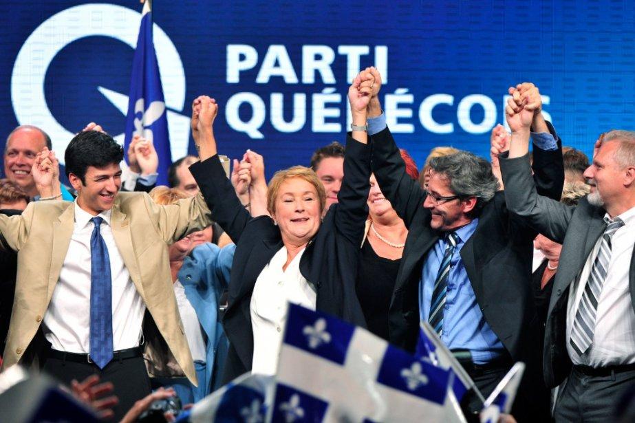 Le plan du Parti québécois d'exiger le transfert... (La Presse Canadienne)