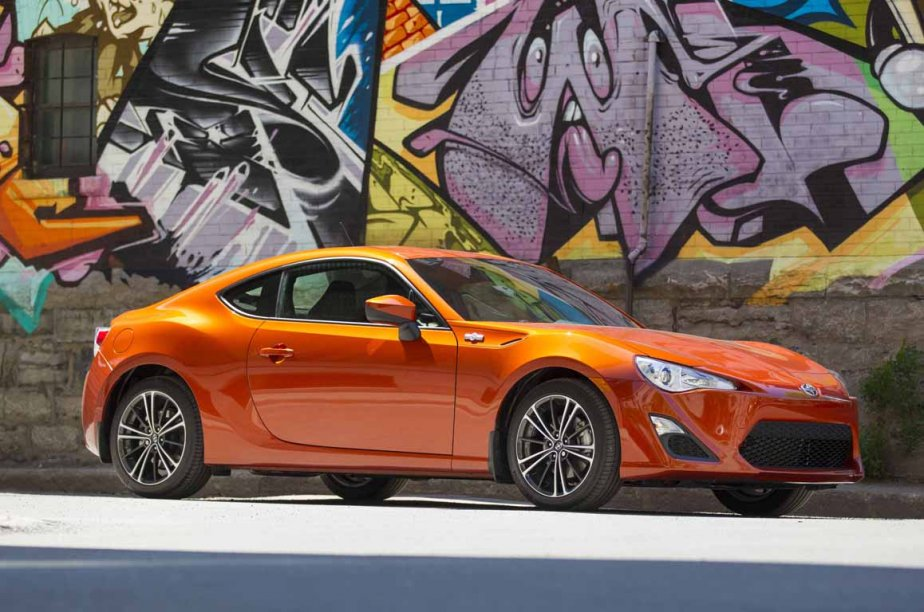 La Scion FR-S. | 6 septembre 2012