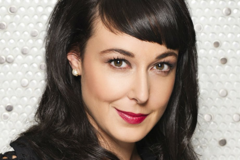 Claudia Larochelle... (Photo fournie par ARTV)