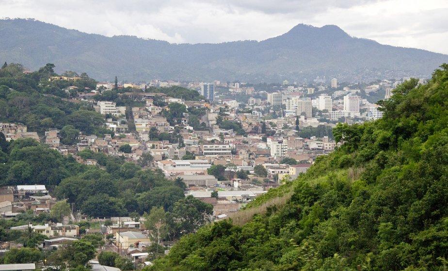 Tegucigalpa Honduras  city photo : Vue de la capitale du Honduras, Tegucigalpa.... | 2012 09 09 00:00:00 ...