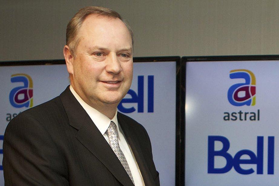 George Cope, PDG de Bell... (Photo: fournie par Bell)