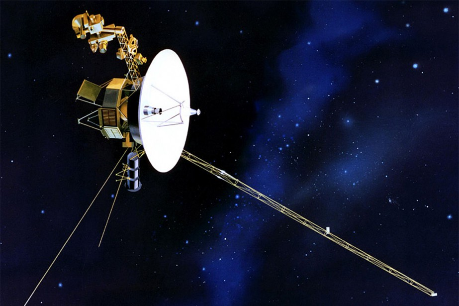 La sonde Voyager 1.... (Illustration: AFP)