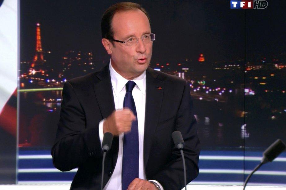 «Être Français, c'est recevoir et donner à son... (Photo : Reuters)