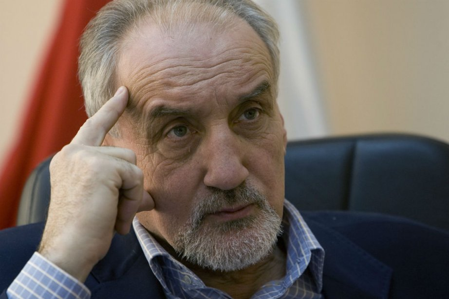 Le procureur Vladimir Vukcevic... (Photo Srdjan Ilic, Associated Press)