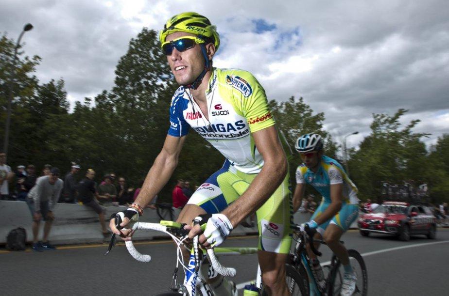 Kristijan Koren (55) de Liquigas-Cannondale | 9 septembre 2012