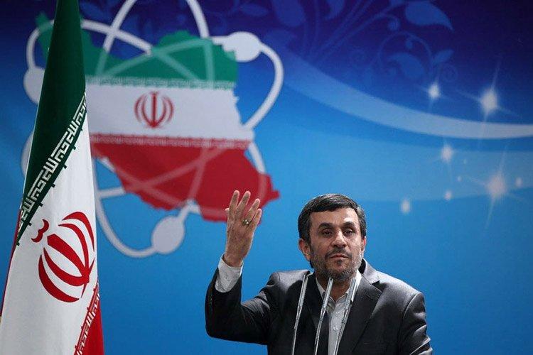 Le président iranien Mahmoud Ahmadinejad avait affirmé la... (Photo: AFP)
