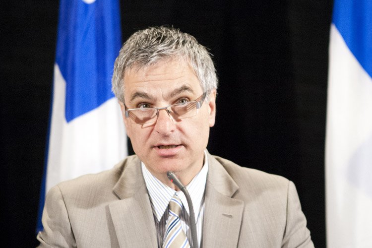 Jean-Marc Fournier... (Photo: Ninon Pednault, La Presse)