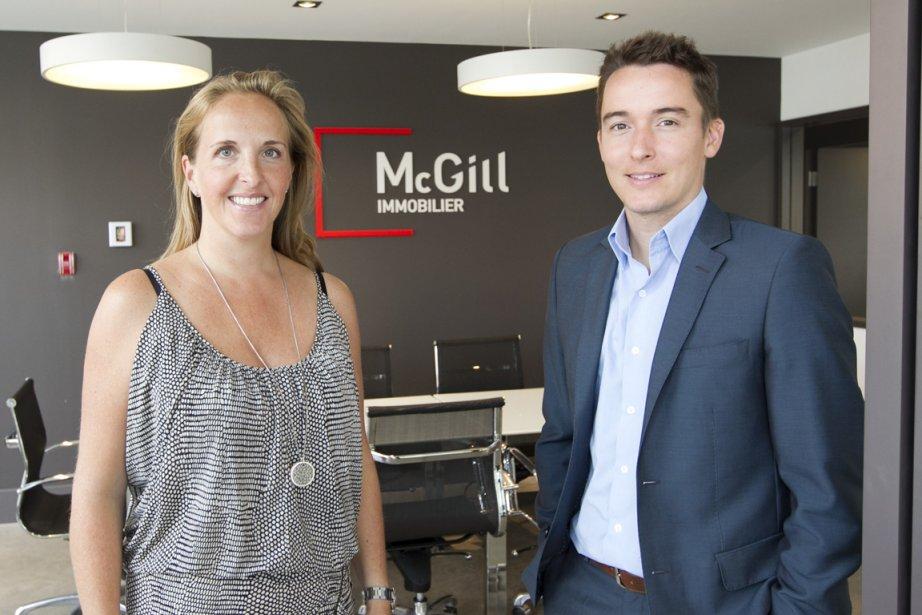 Debby Doktorczyk et Patrice Groleau forment un couple... (Photo Hugo-Sébastien Aubert, La Presse)
