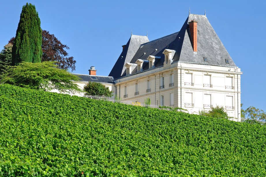 Epernay, capitale du Champagne.... (Photo RelaxNews)