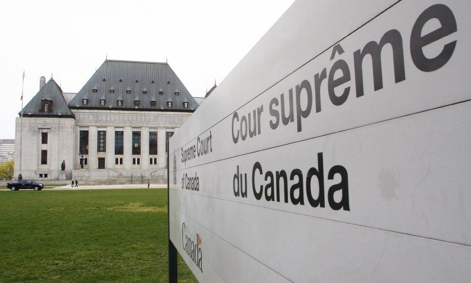 La Cour suprême du Canada avait annoncé jeudi... (Archives La Presse)