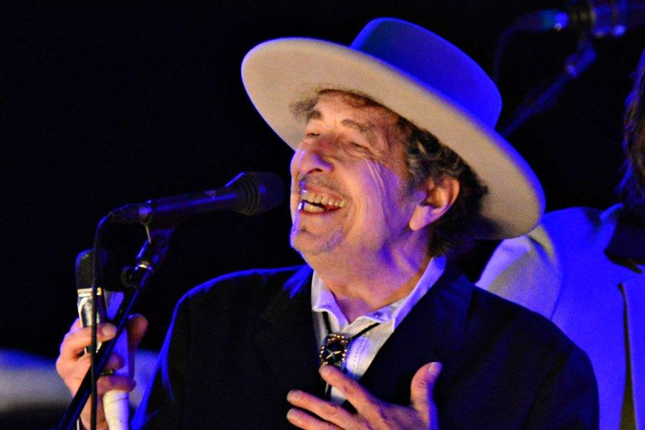 Bob Dylan... (PHOTO KI PRICE, REUTERS)