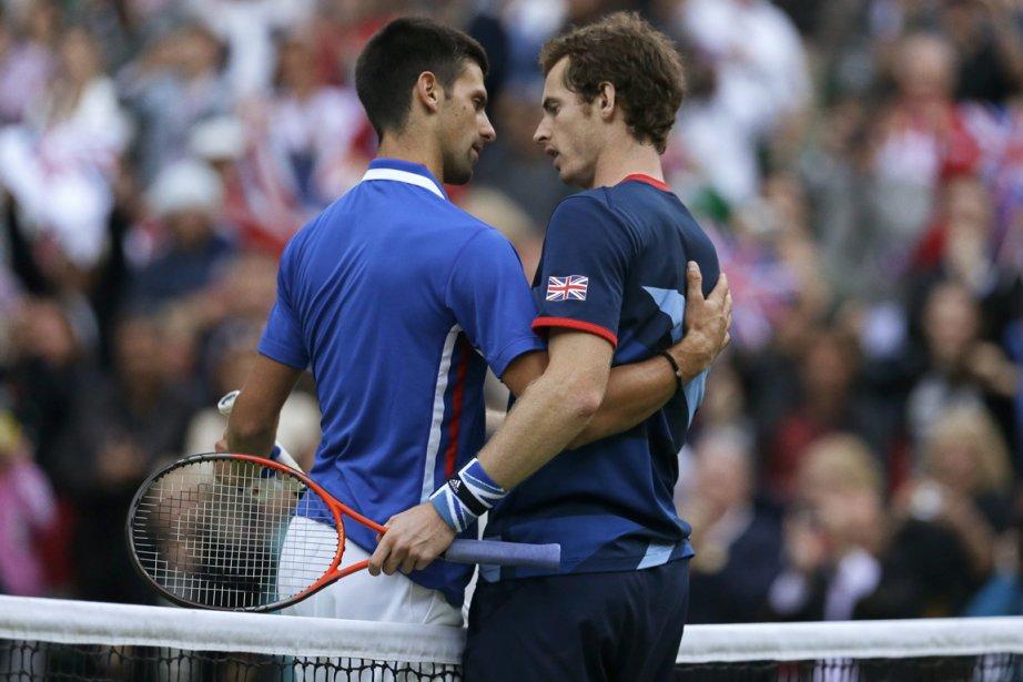 Novak Djokovic possède une fiche de 8-6 contre... (Photo: AP)
