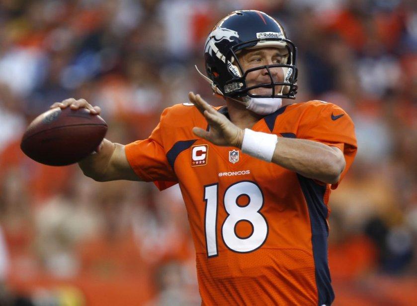 15- PEYTON MANNING (4), quart-arrière (Broncos) - Quinzième, ça semble assez juste après une si longue absence. | 10 septembre 2012