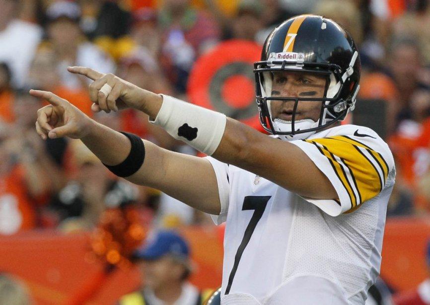 17- BEN ROETHLISBERGER (14), quart-arrière (Steelers) - Il serait intéressant de voir de quelle façon son jeu changera avec le coordonnateur Todd Haley. | 10 septembre 2012