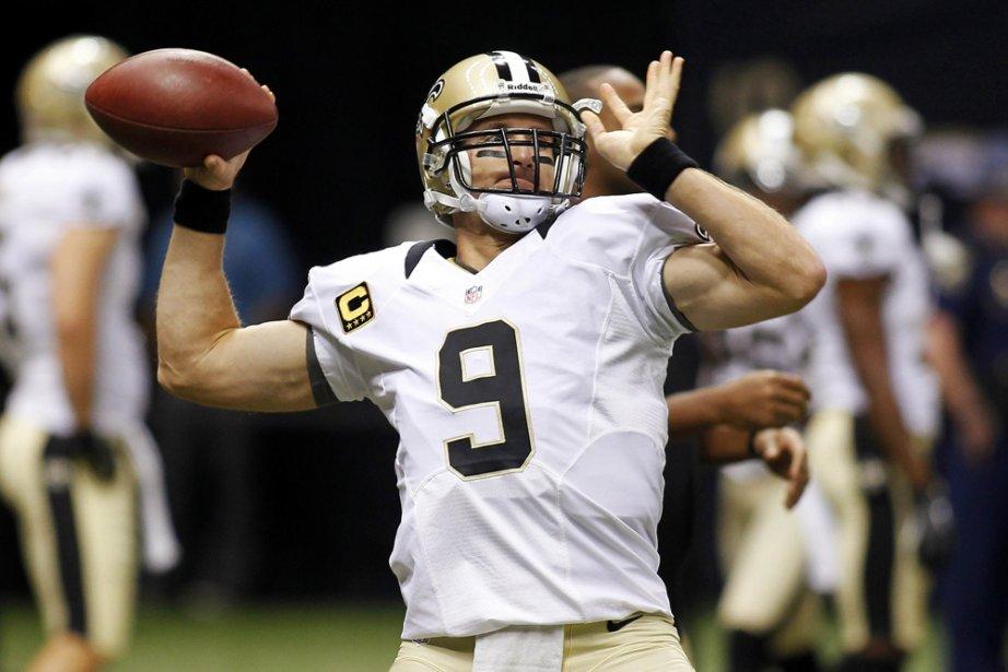 3- DREW BREES, quart-arrière (Saints) - L'attaque continuera d'être étincelante malgré l'absence de Sean Payton, et ce sera grâce au dynamique Brees. | 10 septembre 2012