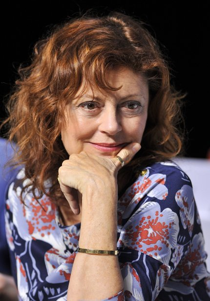 Susan Sarandon pour le film «Cloud Atlas» | 10 septembre 2012